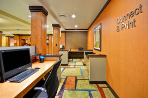 Conference Area - Fairfield Inn & Suites by Marriott East Tampa