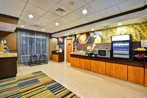 Restaurant - Fairfield Inn & Suites by Marriott East Tampa