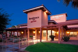 Exterior view - Residence Inn by Marriott Airport Tucson