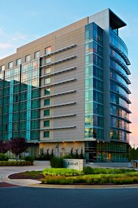Exterior view - Marriott Hotel & Conference Center Rockville