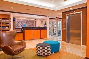 Lobby - Fairfield Inn by Marriott Frederick