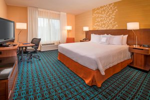 Room - Fairfield Inn by Marriott Frederick