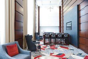 Lobby - Marriott Hotel & Conference Center Adelphi