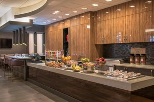 Restaurant - Courtyard by Marriott Hotel Chevy Chase