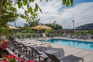 Recreation - Courtyard by Marriott Hotel Chevy Chase