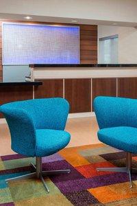 Lobby - Fairfield Inn & Suites by Marriott Woodway