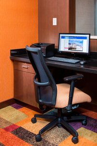 Conference Area - Fairfield Inn & Suites by Marriott Woodway