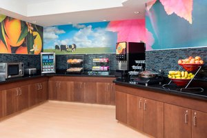 Restaurant - Fairfield Inn & Suites by Marriott Woodway