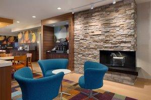 Lobby - Fairfield Inn by Marriott Poland