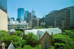 Room - Marriott Eaton Centre Hotel Toronto