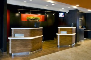 Lobby - Courtyard by Marriott Hotel Route 22 Bethlehem