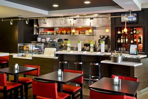 Restaurant - Courtyard by Marriott Hotel Route 22 Bethlehem