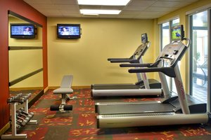 Recreation - Courtyard by Marriott Hotel Route 22 Bethlehem
