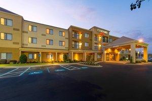 Exterior view - Courtyard by Marriott Hotel Albany