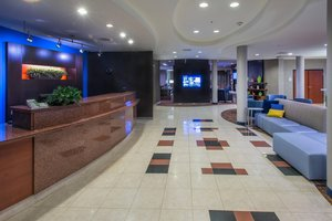 Lobby - Courtyard by Marriott Hotel Albany