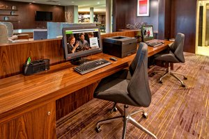 Conference Area - Courtyard by Marriott Hotel Alexandria