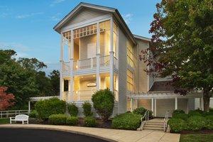 Exterior view - Marriott Vacation Club Fairway Villas at Seaview Galloway