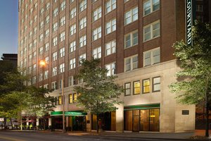 Exterior view - Courtyard by Marriott Hotel Downtown Atlanta