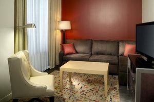 Suite - Courtyard by Marriott Hotel Downtown Atlanta