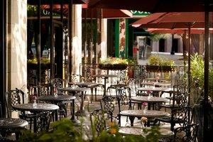 Restaurant - Courtyard by Marriott Hotel Downtown Atlanta