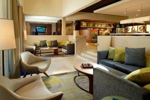 Lobby - Courtyard by Marriott Hotel Perimeter Center Atlanta