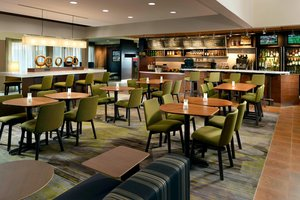 Restaurant - Courtyard by Marriott Hotel Perimeter Center Atlanta
