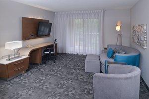 Suite - Courtyard by Marriott Hotel Suwanee