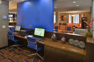 Conference Area - Courtyard by Marriott Hotel Suwanee
