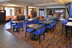 Restaurant - Courtyard by Marriott Hotel Suwanee
