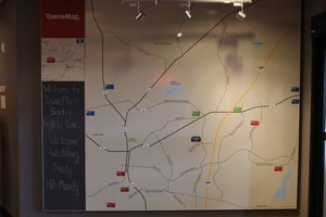 Map - TownePlace Suites by Marriott Newnan