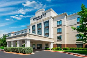 Exterior view - SpringHill Suites by Marriott Round Rock