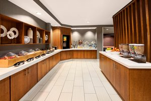 Restaurant - SpringHill Suites by Marriott Round Rock