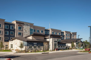Exterior view - Residence Inn by Marriott River Place Austin