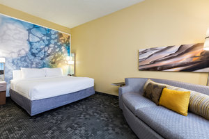 Room - Courtyard by Marriott Hotel Arboretum Austin