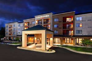 Exterior view - Courtyard by Marriott Hotel Beckley