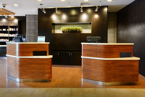 Lobby - Courtyard by Marriott Hotel Beckley