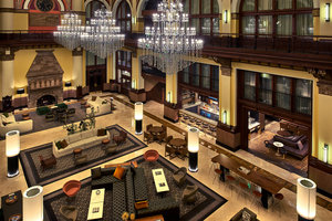 Lobby - Union Station Hotel Nashville