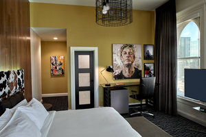 Room - Union Station Hotel Nashville