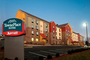 Exterior view - TownePlace Suites by Marriott Airport Nashville