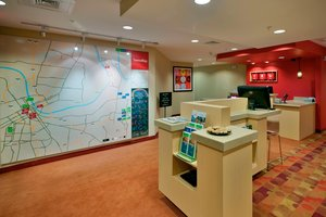 Map - TownePlace Suites by Marriott Airport Nashville