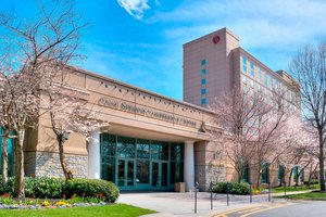 Exterior view - Marriott Hotel Cool Springs Franklin