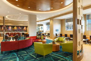 Lobby - SpringHill Suites by Marriott Nashville