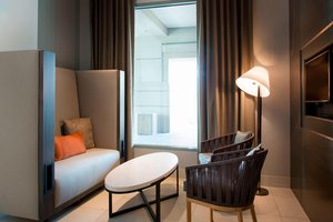 Lobby - Marriott Hotel Cool Springs Franklin