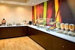 Restaurant - SpringHill Suites by Marriott Andover
