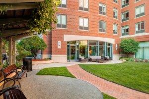 Exterior view - Courtyard by Marriott Hotel Brookline