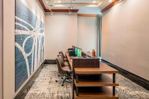 Conference Area - Courtyard by Marriott Hotel Brookline