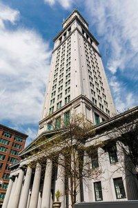 Exterior view - Marriott Vacation Club Custom House Hotel Boston
