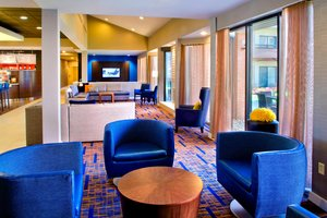Lobby - Courtyard by Marriott Hotel Foxborough
