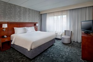 Suite - Courtyard by Marriott Hotel Foxborough