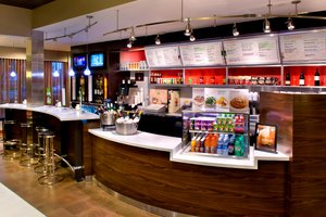 Restaurant - Courtyard by Marriott Hotel Foxborough